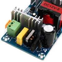 6A-8A Einheit Für 12V 100W Schalt Power Supply Board AC-DC Schaltung Modul Neue # Aug.26