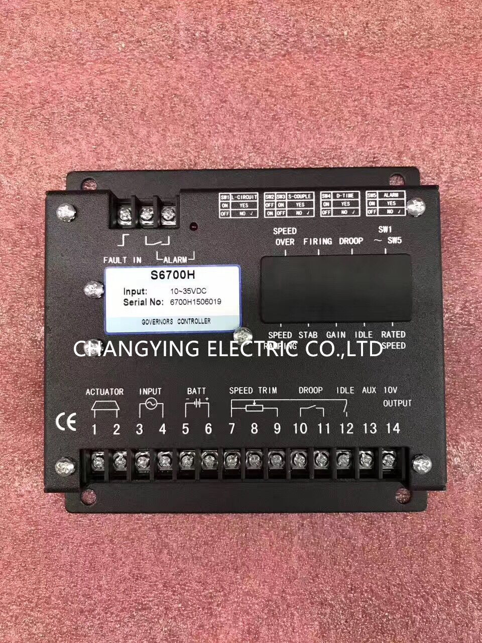 S6700H diesel generator genset electronic governor control free shipping nokia 6700 classic