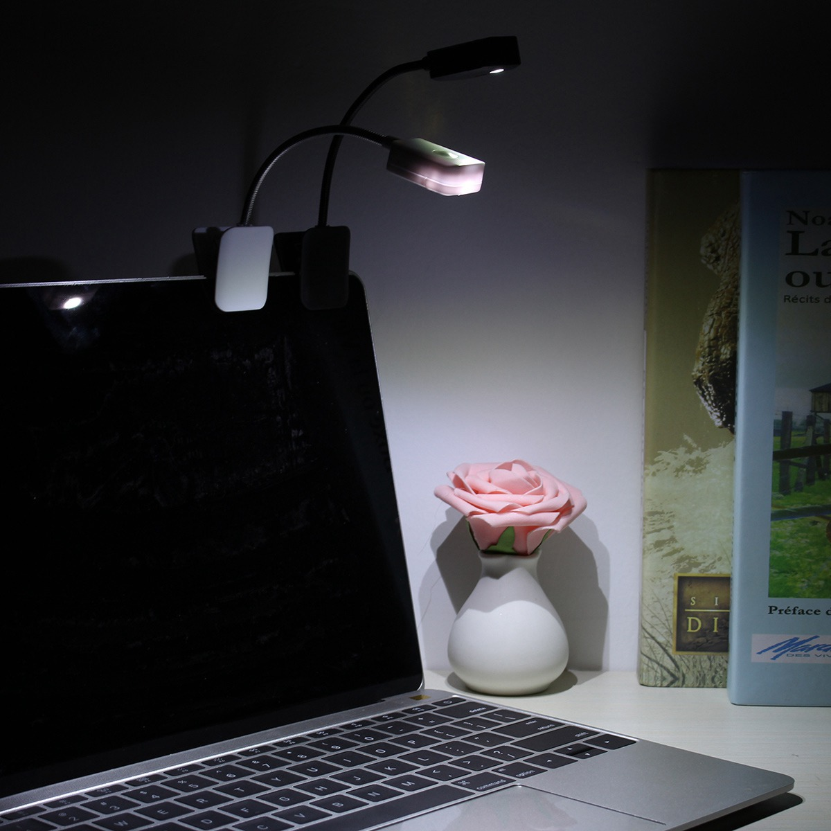reading led on book light s lamp books portable new lights clip c accessories foldable