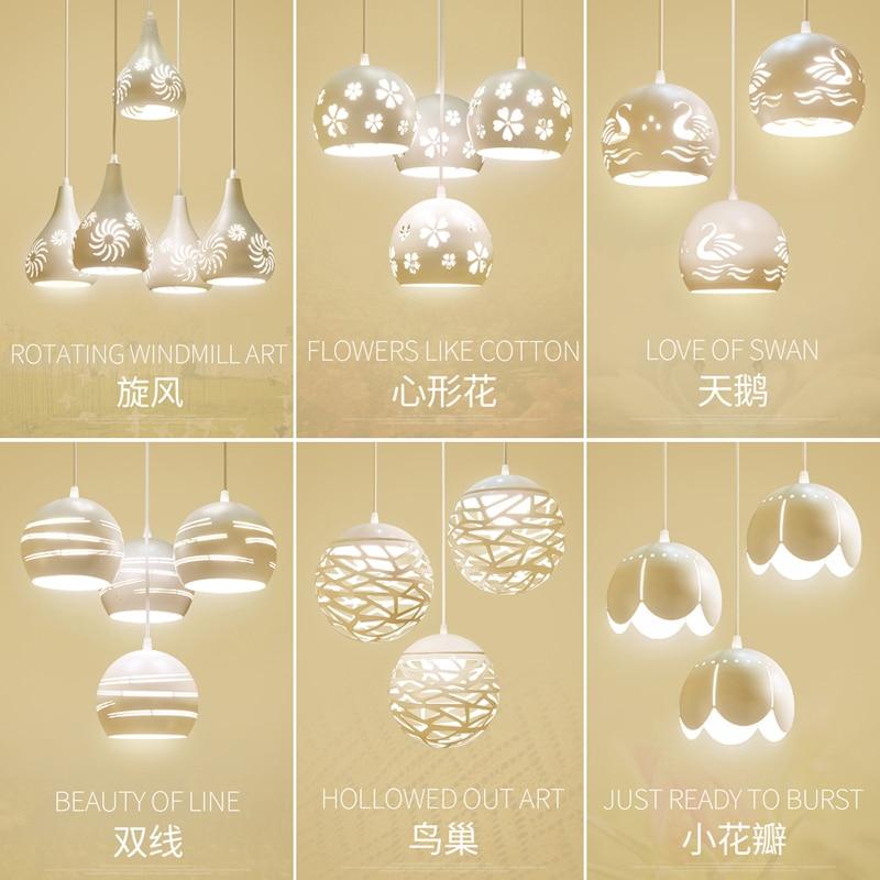 Скандинавский современный стиль стеклянный шар золотой железный елочка ветка подвесной светильник лампа для гостиной ресторана спальни п...