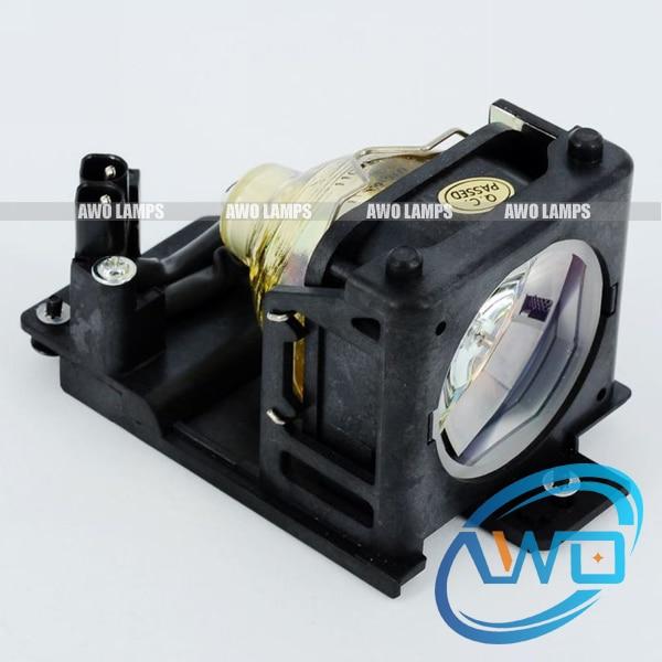 все цены на DT00707 Compatible lamp with housing for HITACHI ED-PJ32/PJ-LC9/PJ-LC9W  PROJECTOR онлайн