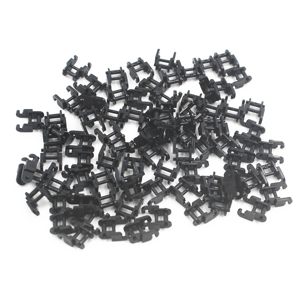 Building Blocks MOC Technic Parts 100pcs CHAIN LINK M=1 Compatible With Lego For Kids Boys Toy MOC6044702