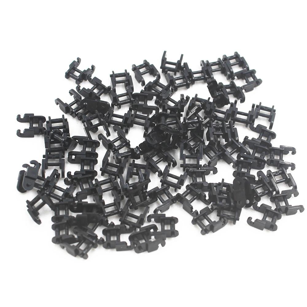 Building Blocks MOC Technic Parts 100pcs CHAIN LINK M=1 Compatible With Lego For Kids Boys Toy MOC6044702