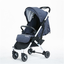 Free Shipping Portable Baby Stroller Can Sit Lie Down Folding baby