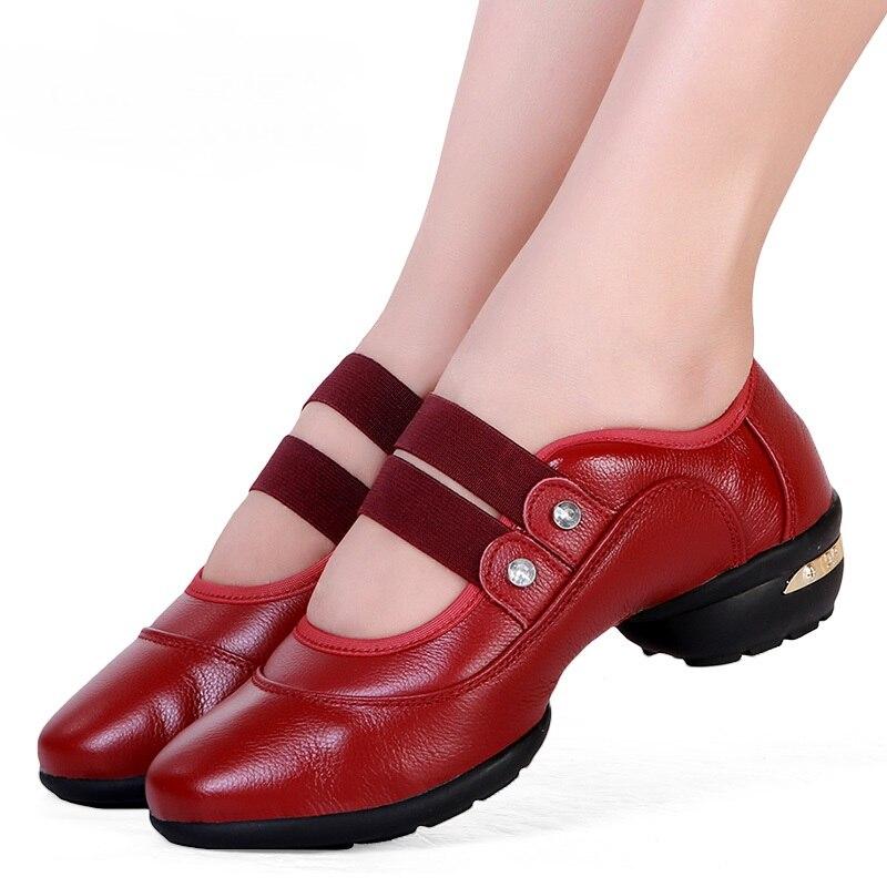 Women Dance font b Shoes b font Jazz font b Shoes b font For Woman New