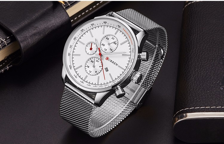 HTB17GmVXzbguuRkHFrdq6z.LFXal Fashion Watch men Luxury top brand steel men watch waterproof Wristwatch Men Clock quartz watch gold sports casual CURREN 8227