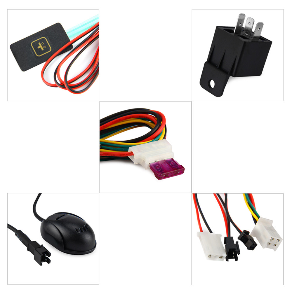XYCING GT06 GPS Tracking Apparaat GSM GPRS SMS Monitor Locator Auto - Auto-elektronica - Foto 4