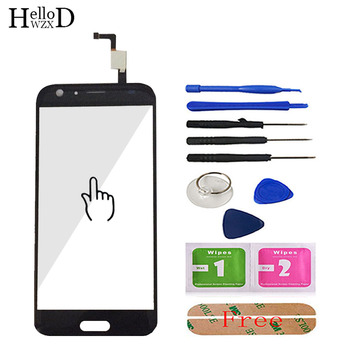 5.5'' Touch Screen Glass For Doogee BL5000 BL 5000 Touch Screen Digitizer Panel Front Glass Lens Sensor Tools Adhesive 5 0inch touchscreen for doogee x50 sensor digitizer front glass doogee x50l outer lens touch screen for x50 x50l black