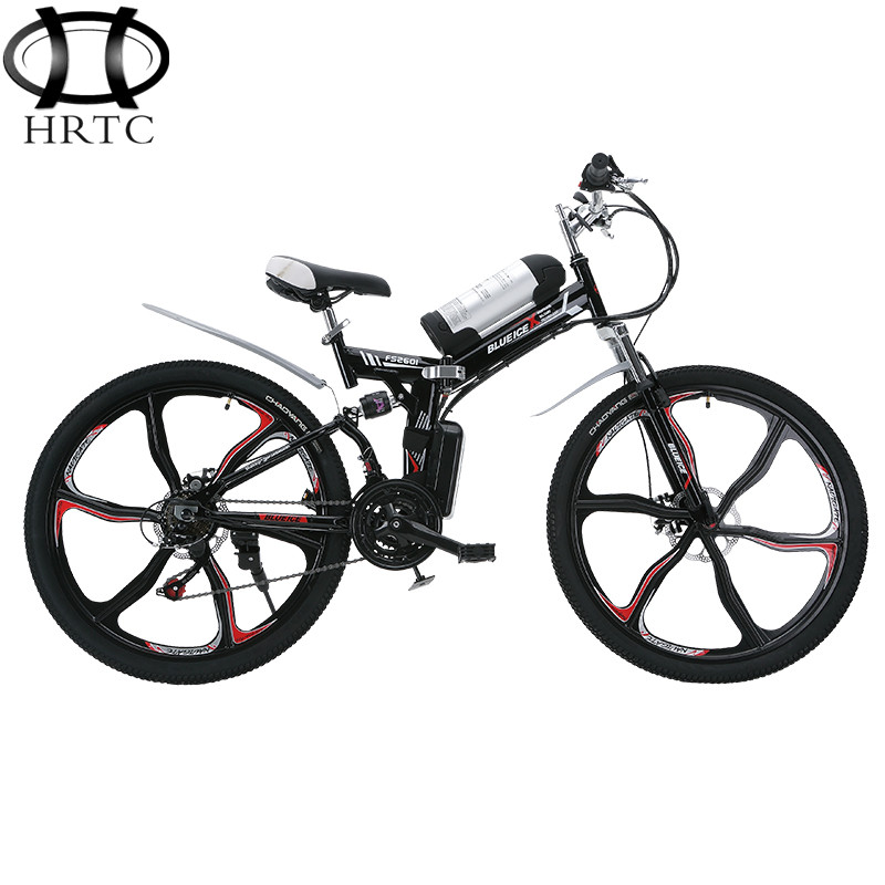 ღ ღEnvío libre 26 pulgadas 350 W motor bicicleta de montaña ...
