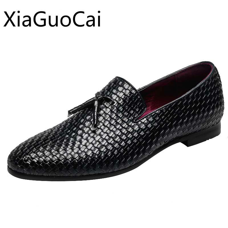 Brand Leather Men Casual Shoes Lightweight Breathable Male Dress Shoes England Style Casual Pointed Toe Flat Casual Shoes Lu7 35 bimuduiyu new england style men s carrefour flat casual shoes minimalist breathable soft leisure men lazy drivng walking loafer