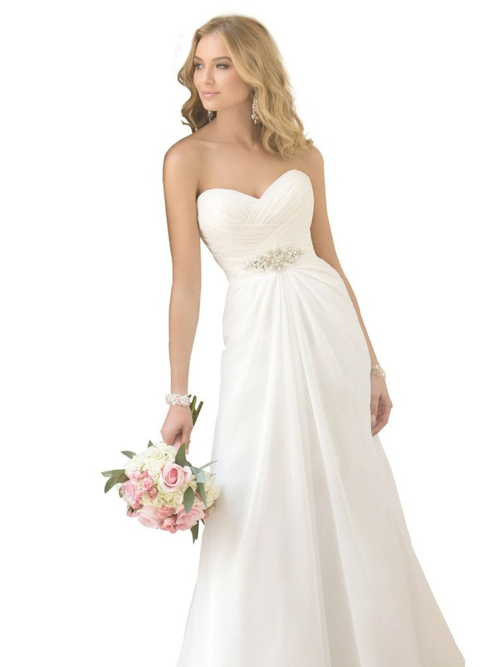 Buy e marry wedding dress 2017 simple for Marry me wedding dresses
