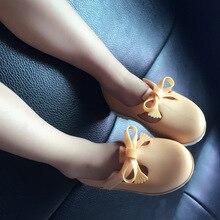 Mini Melissa 4Color Girls Princess Shoes Melissa Girls Shoes Bow Princess Shoes Baby Shoes Sandals Jelly Sandal For Kids 14-16.5