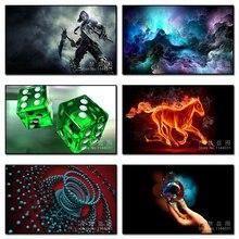 3D DIY Diamant Stickerei, 5D Diamant malerei, Diamanten mosaik Fantasie Spezielle strass kreuzstich, hand, decor