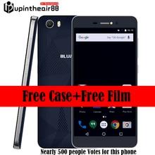 Bluboo Picasso Teléfono Móvil Android 5.1 Smartphone 5.0 pulgadas MTK6580 Quad A Core 1.3 GHz 8MP 2G + 16 GB 3G WCDMA Teléfono Bluboo Picasso