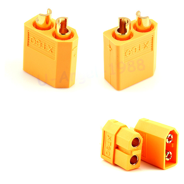 100 paire haute qualité XT60 XT 60 XT 60 XT30 XT90 Plug mâle femelle balle connecteurs pour RC Lipo batterie en gros livraison directe