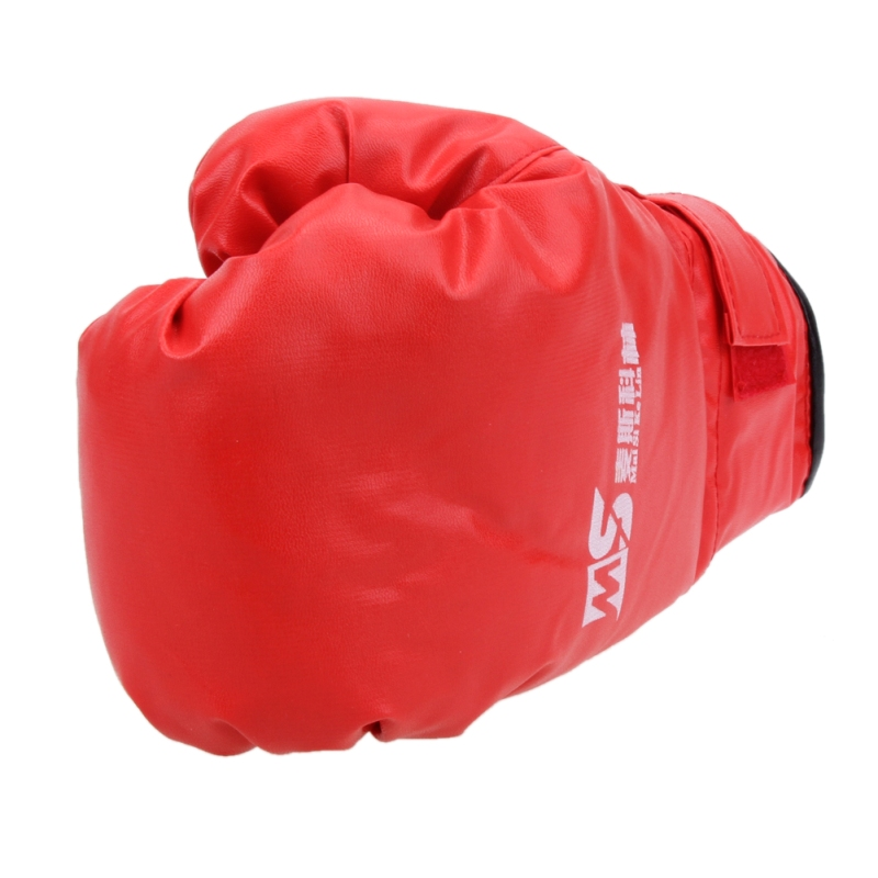 2 style Professional Boxing Gloves MMA Muay Thai Gym Punching Bag Breathable Half/Full Mitt Training Sparring Kick Boxing Gloves 22