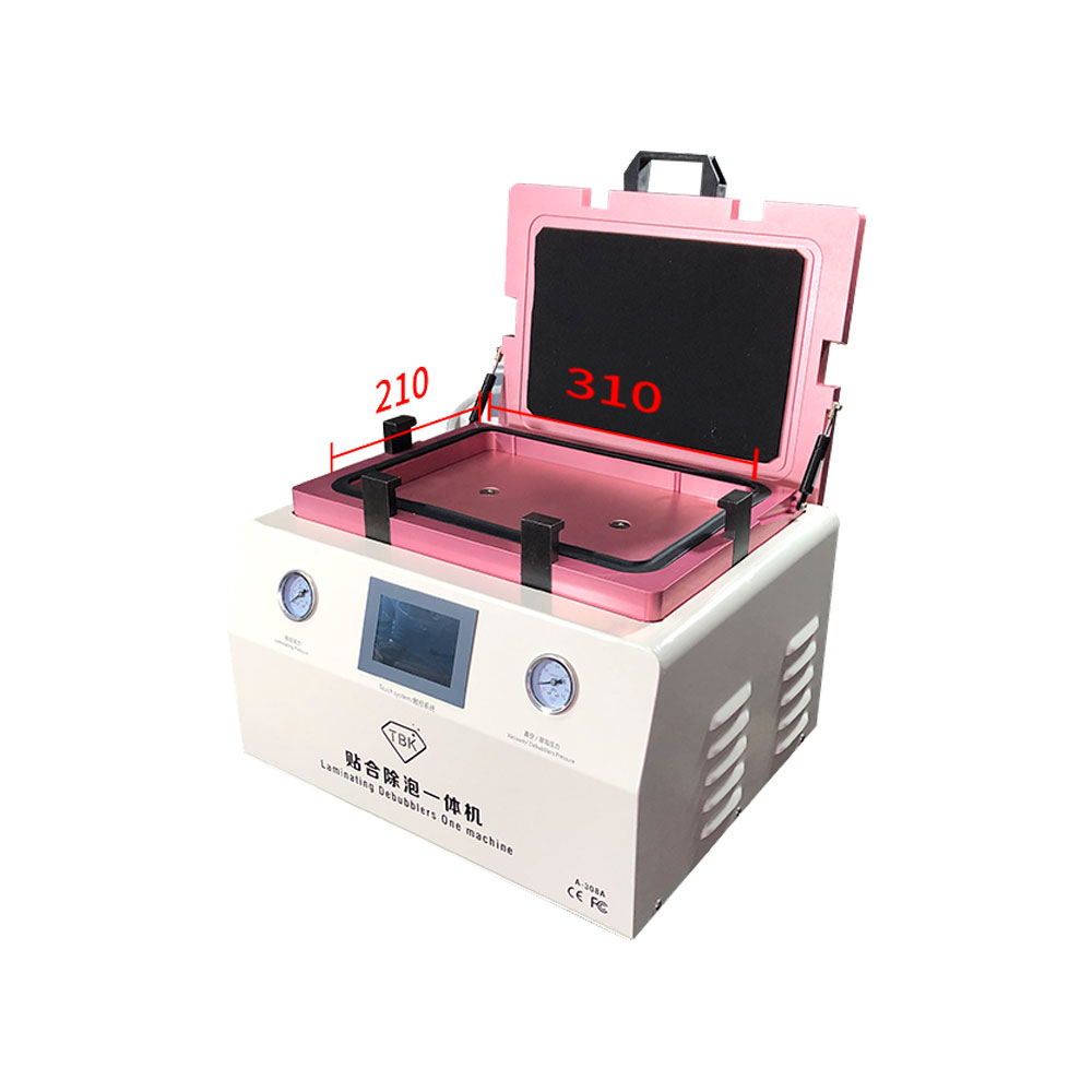 TBK-308A 15-Inch Vacuum Laminating Machine For LCD Touch Screen Repair 8