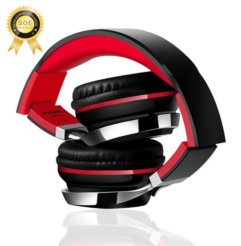 bilder für 2017 New Echt Headset Tragbare Kopfhörer Stereo ohr Kopfhörer Für Stirnband Mit Mikrofon Für Pc Mode Große Kopfhörer 2