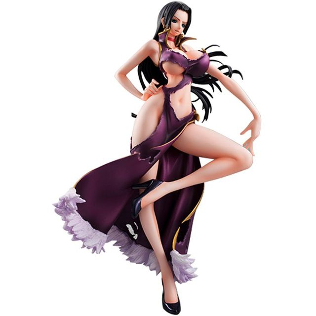 Anime One Piece Pop Boa Hancock Ver 3d2y 1 8 Scale Pre Painted Sexy Pvc Action Figure Collection Model Toy