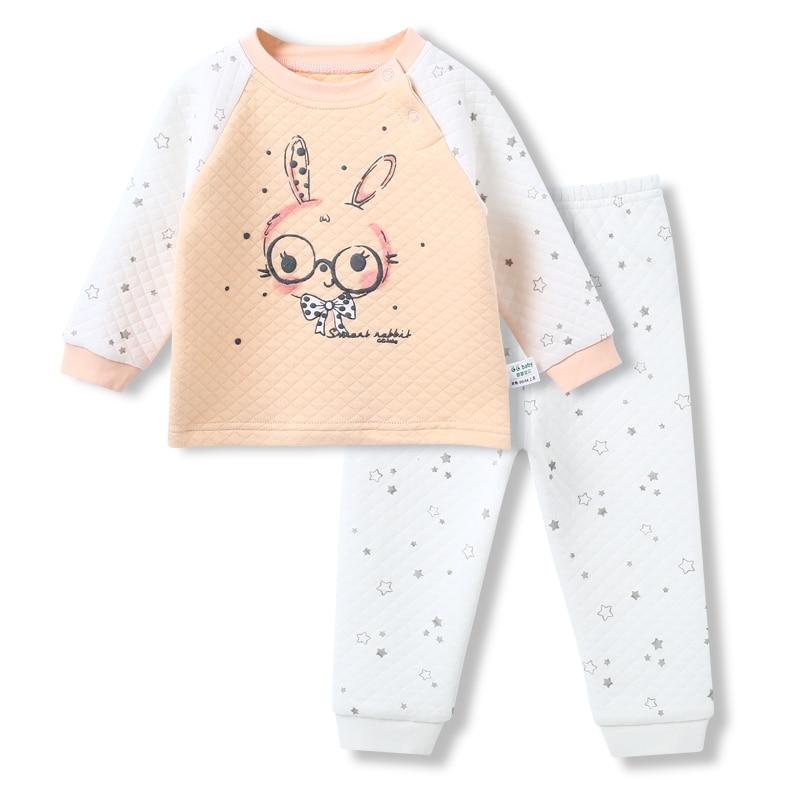 Children's Pajamas Winter Baby Boys Pajamas Set Autumn Clothes Sets Sleepwear Sets Girl Clothing Long Sleeve Kids Girl Pajamas дефлекторы vinguru дефлекторы окон mitsubishi pajero iv