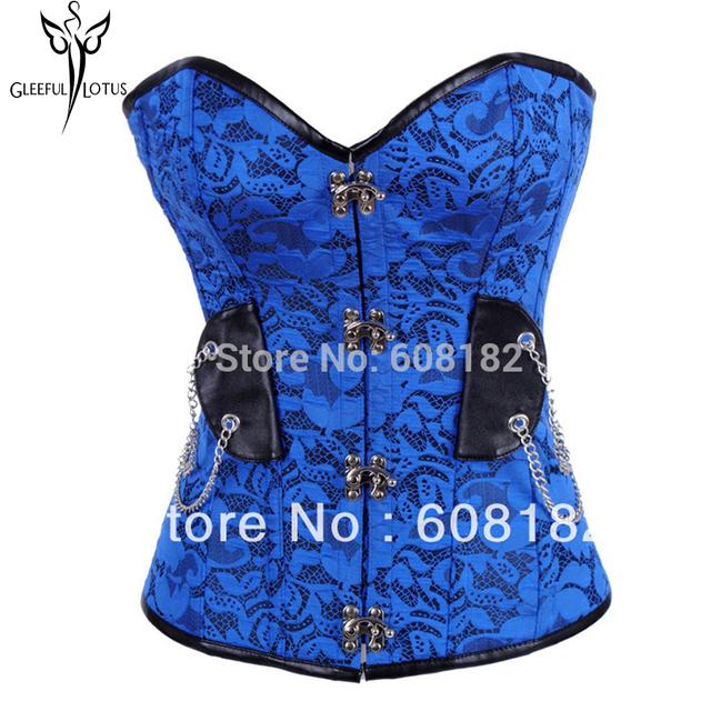 waist Trainer belt corsets modeling strap HOT  Women Clothing Steel Bone Satin Sexy Lingerie Corset Retail slimming sheath belly