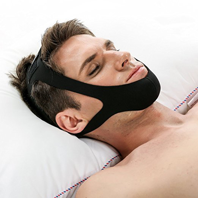 Anti Snore Belt Stop Snoring Chin Strap Woman Man Night Sleeping Aid Tools Snoring Protection Jaw Snore Stopper Bandage One Size Sleep Snoring Aliexpress