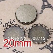 dardanel tone fillet 125 g free shipping Free shipping!!! Bronze Tone Cabochon Frame Settings 20mm
