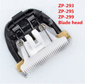 Spare Part - Original pet dog ceramic hair grooming trimmer clipper blade head compatible for ZP-293 ZP-295 ZP-299,1pcs/pack
