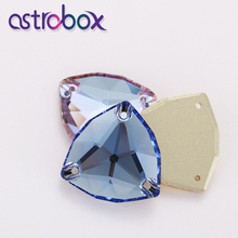 装飾フラットバッククリスタルガラスラインストーン装飾のため縫製製品/服 Accessorie
