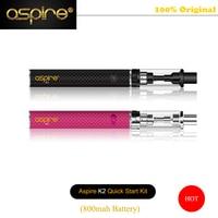 Vape Pen Kit Original Aspire K2 Quick Start Kit With 1 8ML Tank And 800mah Battery