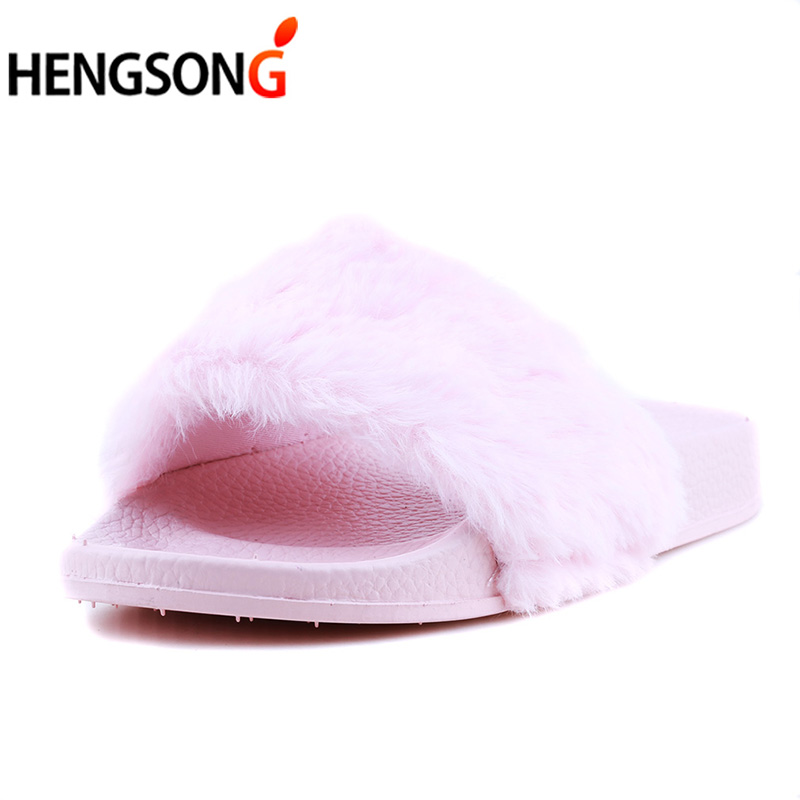 Women's Slippers Summer Beach Shoes Woman Slippers Slides Fashion Flats Ladies Slipper Bohemia Feather Sandals Brand Women Shoes
