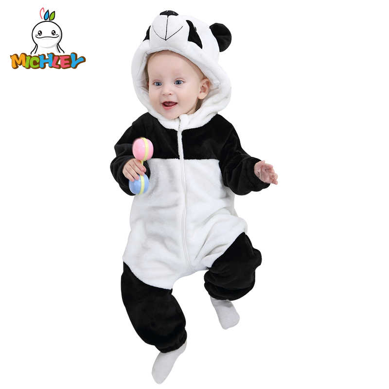 3b36680bdaa4 Detail Feedback Questions about MICHLEY Baby Rompers Newborn Boys ...