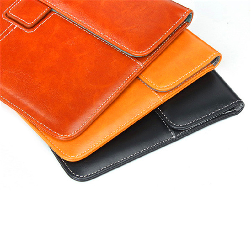 Hot Sale Casual Business Tablet Leather Case For ipad Tablet PC Protective Package Bag Cover 8 Inch