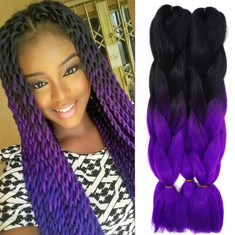 Expression Braid Hair Colors | hairstyles using expression ...