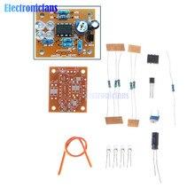 LM358 Breathing Light Parts Electronic DIY Fun Making KIT Blue Flashing Lamp Electronic Production Suite