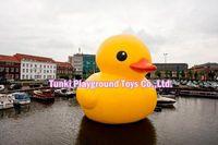 4 м Прекрасный Желтая утка игрушки