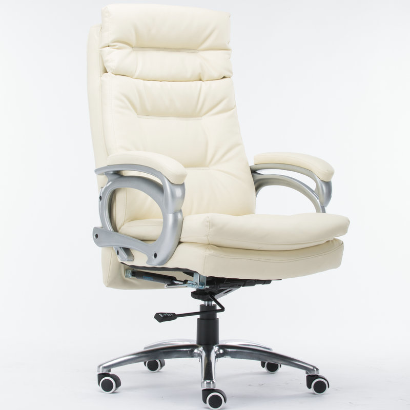 High Quality Office Chair Remote Control Smart Eletric Massage Chair Thicken Cushion Swivel Chair Lifting Leisure Lying Chair the silver chair