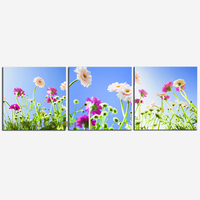 Flower Modern Canvas Art Landscape Decor Painting Printing High Definition Print Waterproof For Living Room Decoration