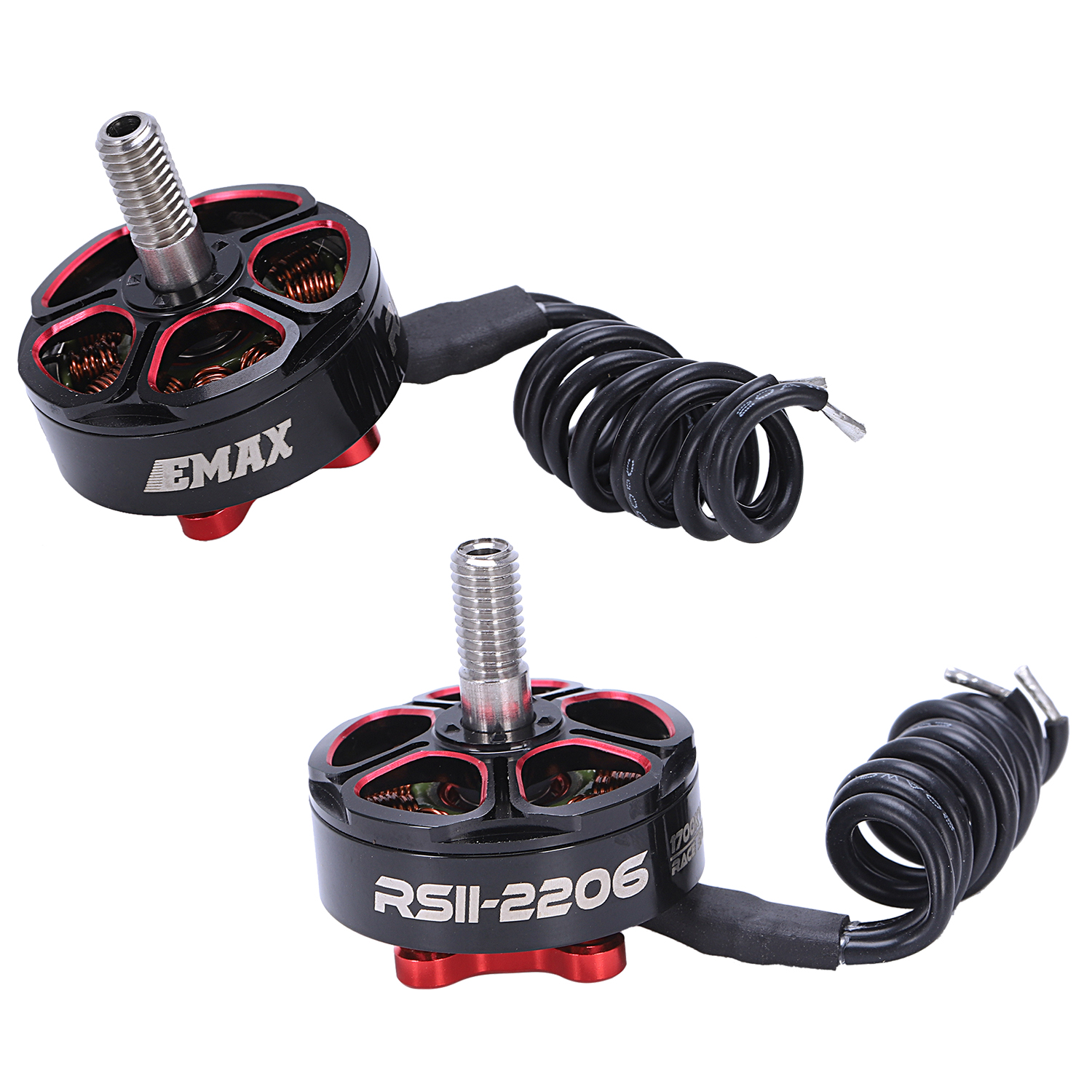 EMAX 4set/lot RSII 2206 Motor CW CCW for FPV RACER Quadcopter Quadrocopter RC Drone Aircraft
