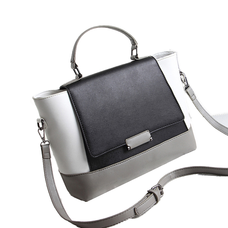 Famous Brand Business Briefcase Bag Women Top-Handle Bags 2018 Fashion Shoulder Bags Women Handbags Men Totes Large Hand Bags hot sale 2016 france popular top handle bags women shoulder bags famous brand new stone handbags champagne silver hobo bag b075
