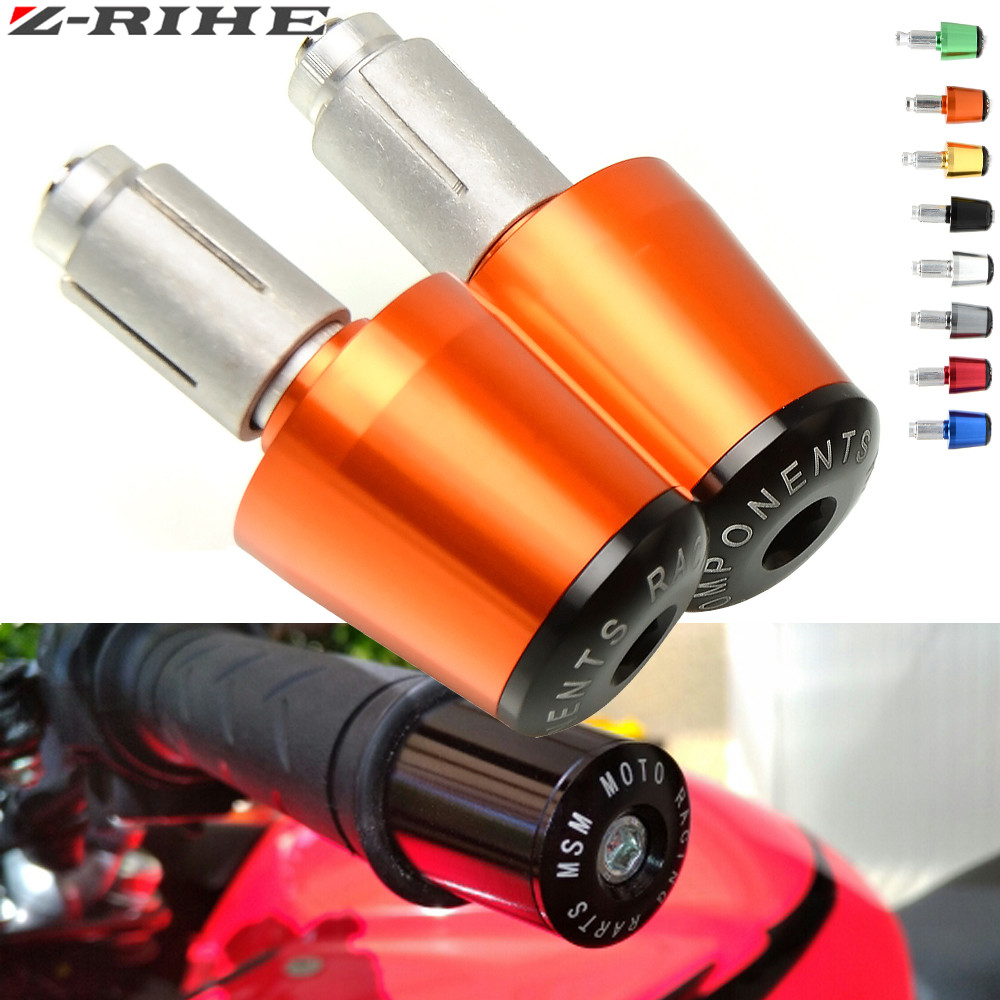7/8'' 22mm For Yamaha Tmax T-MAX T MAX 500 530 FOR KTM RC 125 200 390 690 Motorcycle Handlebar Handle Bar Grips Ends Protect
