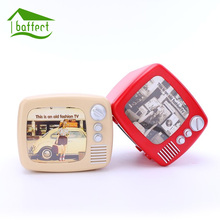 TV Shape Money Box Piggy Bank Plastic Storage Coin Bank Old Fashion Money Saving Box Home