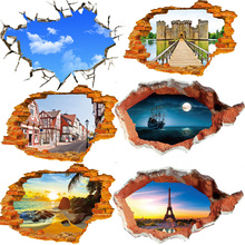 2015 explosion models free shipping Minecraft run away my latest version of the world's environmental protection wall stickers