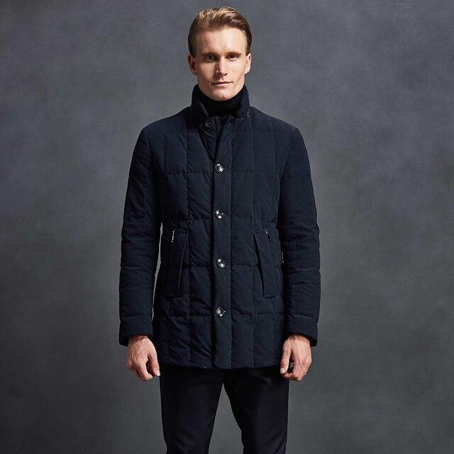 2018 Man Down Jacket High Quality Winter Jacket Mens Fashion Jacket