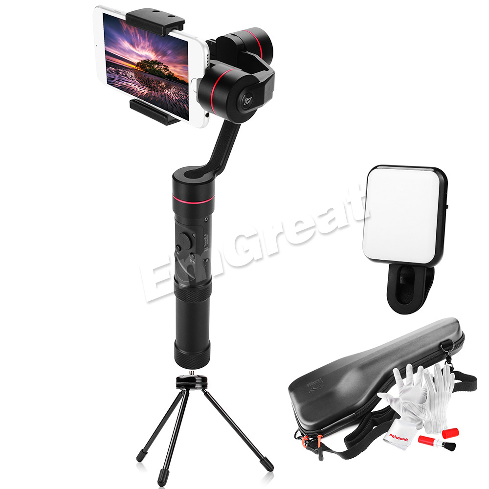 Zhiyun Smooth Q 3 Axis Handheld Smartphone Gimbal Stabilizer Tech Portable For Wireless Control