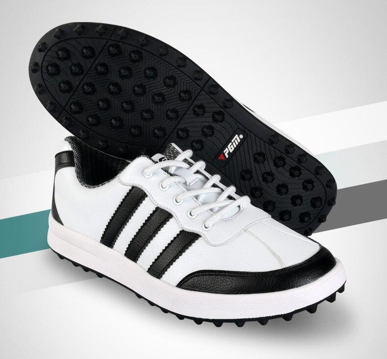 2018 Sapatos de Golfe PGM Homens Ultraleves