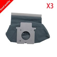 Мешки для пылесоса 3 шт/Лот фильтры НЕРА пылесборники мешки