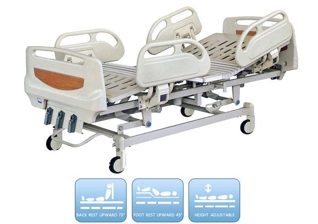 US $720 2 |DW BD150 Hospital bed Manual bed with 3 functions-in Emergency  Kits from Security & Protection on Aliexpress com | Alibaba Group