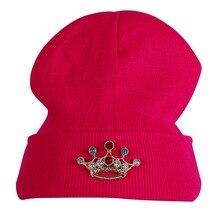 Продвижение женщин красота открытый шапочки роскошный горный хрусталь цветочный звезда новинка зимние шапки для женщин девушки бренд gorro skullies cap