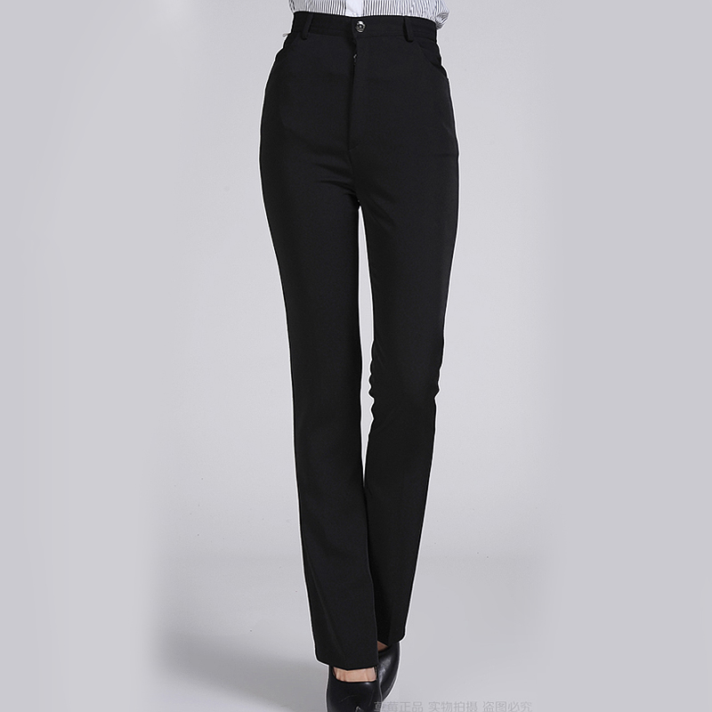 Womens Black Work Pants Promotion-Shop for Promotional Womens ...